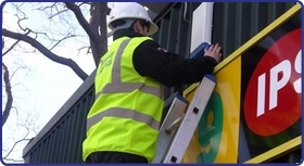 CCTV and alarm installation