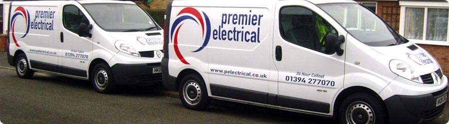 Repair and Maintenance Services from Premier Electrical